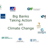 Climate activists say new plans for big banks to finance climate change projects are greenwashing