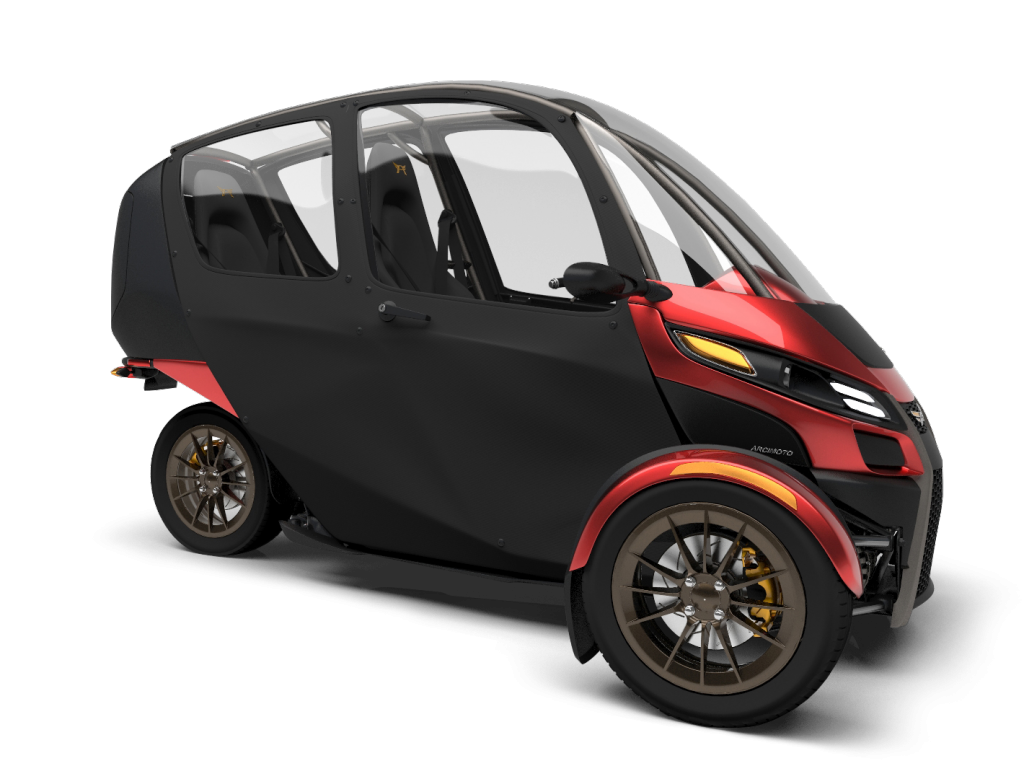 NHTSA Proposed Rulemaking On Three-wheeled Vehicles Could