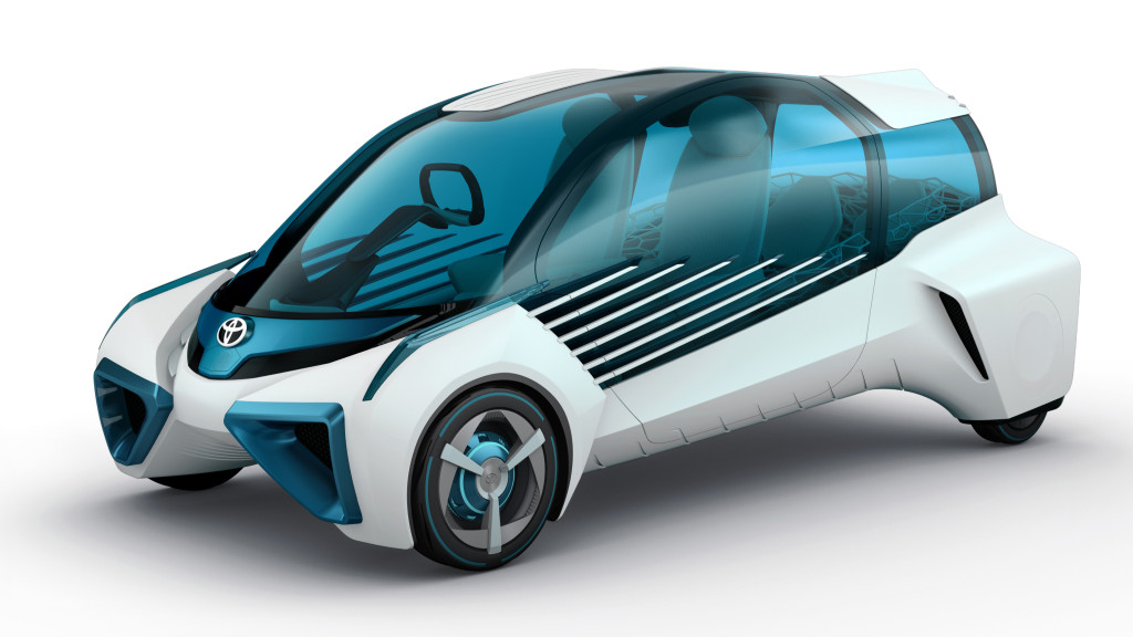 "For Toyota the ""future of Mobility"" still does not plug-in"