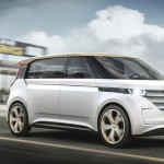 Volkswagen unveils new BUDD-e, an exciting electric car concept that could make us forget Dieselgate
