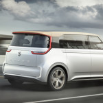 CES 2016: Images of the ELECTRIC VOLKSWAGEN BUDD-e CONCEPT