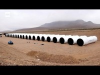 The Hyperloop is coming – one company is building a test track in the desert