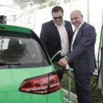 Romania gets electric car fast charging network at Kaufland big-box stores