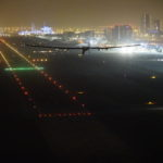 Solar Impulse makes history as the first around-the-world solar-electric airplane flight, 40,000+ km with no fuel