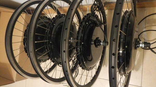 UUMotor Electric Bicycle Wheels