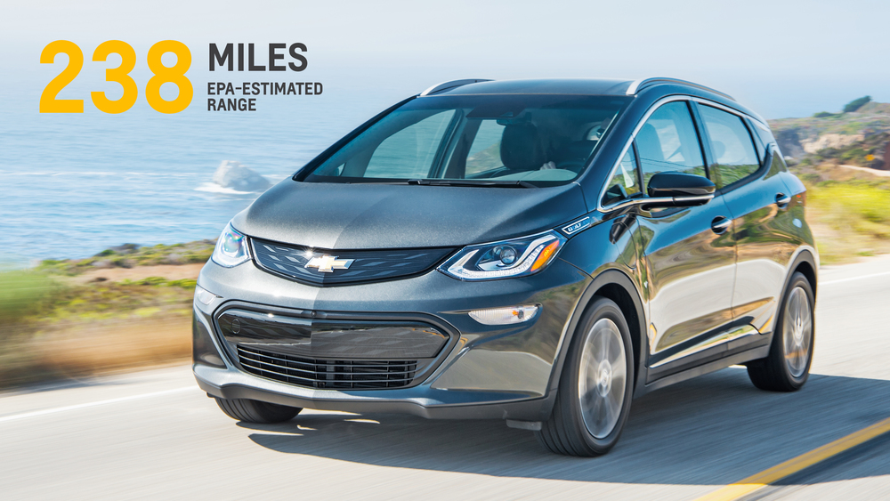 The 238 Mile Range Chevy Bolt Is Not A Threat To Tesla Motors Tesla