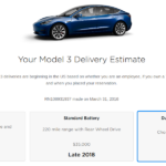 Tesla delays deliveries angering large number of fans, destroying credibility?