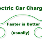 Electric cars with 400 mile range are coming, and may need DC Fast Charging at home