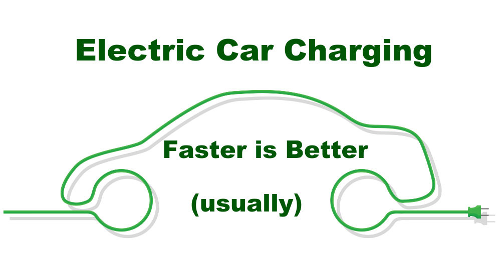 Electric Cars With 400 Mile Range Are Coming And May Need Dc Fast Charging At Home