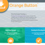 Orange Button data taxonomy for solar financial reporting launches with developer meeting