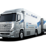 Hyundai launching Green Hydrogen fuel cell trucks in Switzerland
