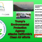 NYC, LA, DC and 23 states sue EPA over rescinding emissions standards waiver