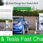 eVgo offers CHAdeMO fast charging to Tesla owners - UPDATE