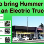 GM's Hummer jaw dropping electric pickup return a sign of shifting car industry