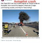 """Tesla Autopilot danger from """"passive vigilance"""" effect"""
