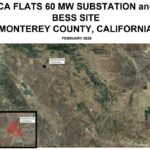 Apple using Tesla Megapack energy storage at California Flats solar farm